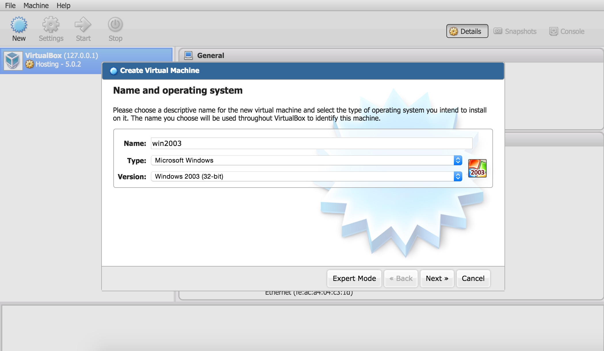 Sourceforge Virtualbox Images
